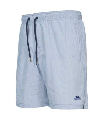 Trespass Mens Volted Summer Shorts (Navy Check) - UTTP3385