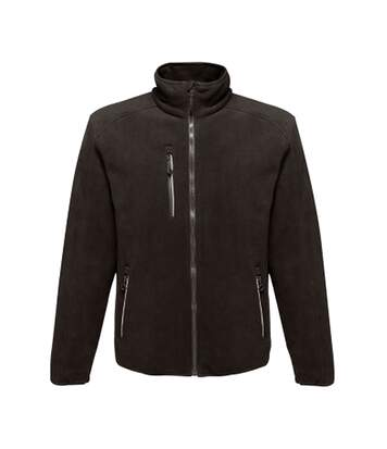 Regatta Omicron III Waterproof Fleece Jacket (Black/Black) - UTPC3299