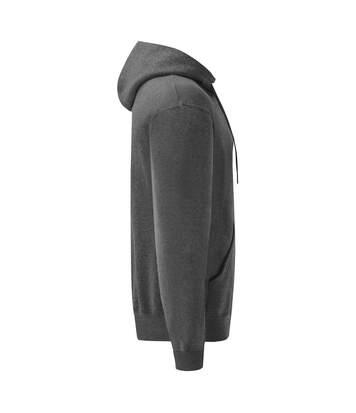 Fruit Of The Loom Mens Hooded Sweatshirt / Hoodie (Sunflower) - UTBC366