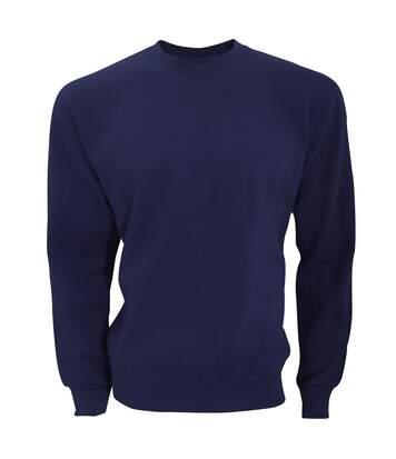 Sg - Sweatshirt - Homme (Bleu marine) - UTBC1066