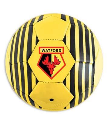 Watford Fc - Ballon De Football Grover (Jaune/Noir/Rouge) - UTSG18523