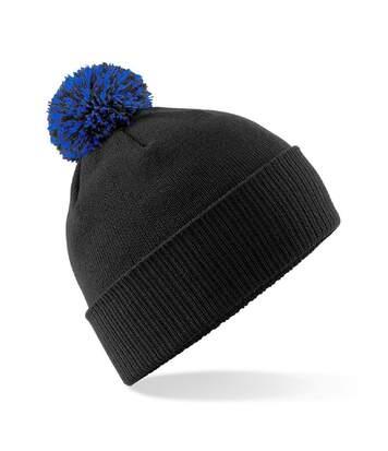 Bonnet snowstar - Adulte - B450 - noir et roi