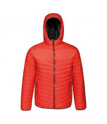 Regatta Standout Mens Acadia II Down-Touch Padded Jacket (Classic Red/Black) - UTPC3321