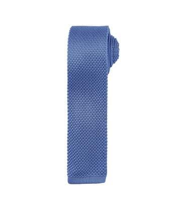 Premier - Cravate Effet Tricot - Homme (Lot De 2) (Bleu moyen) - UTRW6946