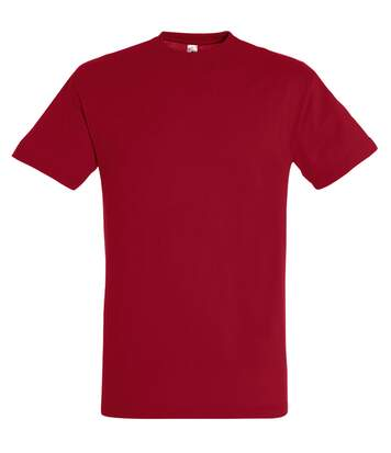 SOLS Mens Regent Short Sleeve T-Shirt (Tango Red) - UTPC288