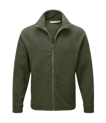 Craghoppers Mens Basecamp 200 IA Mid Weight Full Zip Fleece Jacket (Black) - UTRW365