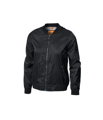 Nimbus Womens/Ladies Tribeca Bomber Jacket (Dark Midnight Blue) - UTRW5143