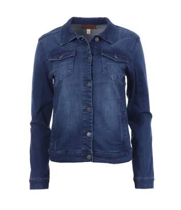 Veste en jeans bleu femme Lee Cooper Orra