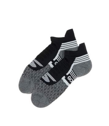 Chaussettes Invisibles Running Noir Homme Skechers
