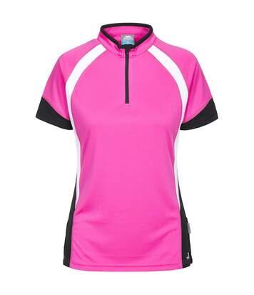 Trespass Harpa - Haut Cyclisme - Femme (Rose) - UTTP3415
