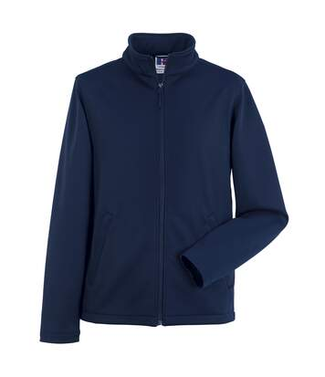 Russell Mens Smart Softshell Jacket (French Navy) - UTBC1509