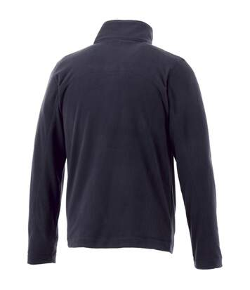 Slazenger Mens Pitch Microfleece Jacket (Solid Black) - UTPF1797