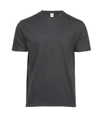 Tee Jays - T-Shirt Power - Homme (Gris foncé) - UTPC4092