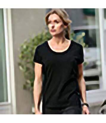 Kariban - T-Shirt Col Rond - Femme (Blanc) - UTRW5620