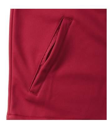 Russell - Veste Sans Manches En Softshell - Homme (Rouge) - UTBC1513