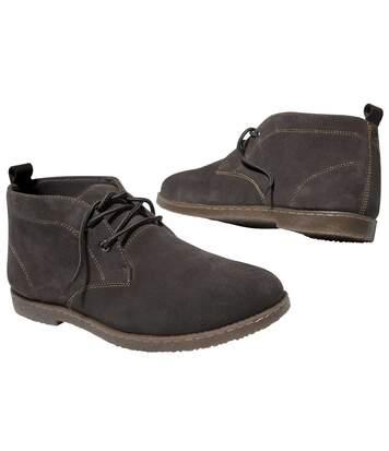 Men's Tough Mid-Rise Ankle Boots
