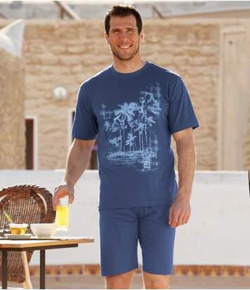 De pyjashort 'Coconuts'