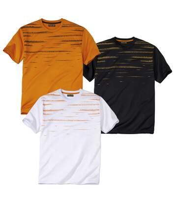 3 darabos Sport póló szett