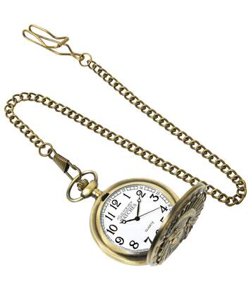 Men's Indian Spirit Pocket Watch