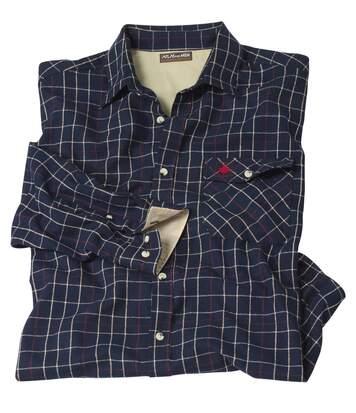 Flanelowa koszula Akadia