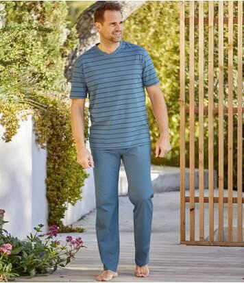 Pyjama Navy Blue
