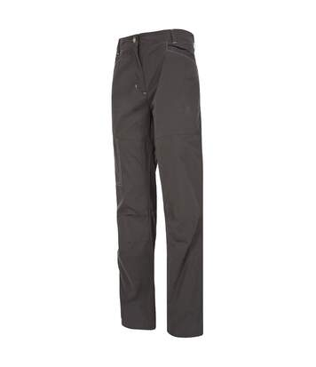 Trespass Womens/Ladies Terra Walking Trousers (BLACK) - UTTP3667