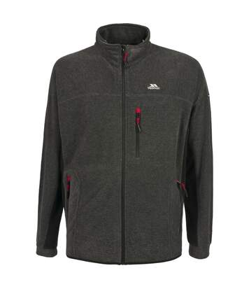 Trespass Mens Jynx Full Zip Fleece Jacket (Black) - UTTP256