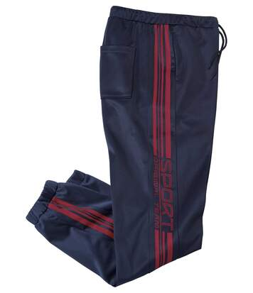 Men's Navy Sporty Joggers