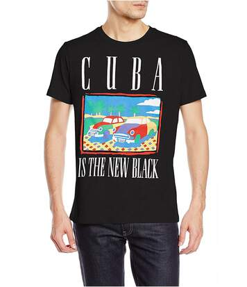 Tee shirt coton printé Cuba JOE  -  Homme - Diesel