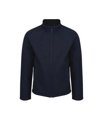 Regatta Mens Limestone Marl Soft Shell Jacket (Navy Marl) - UTPC4102