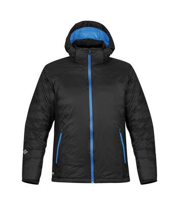Stormtech Mens Black Ice Thermal Jacket (Black/Electric) - UTRW5980