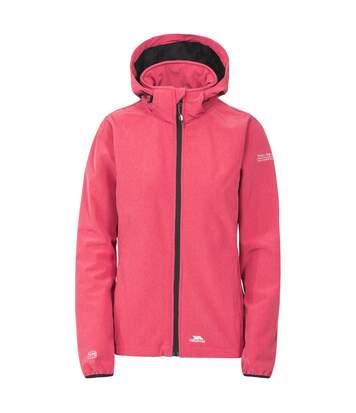 Trespass Womens/Ladies Ramona Waterproof Softshell Jacket (Raspberry) - UTTP3550