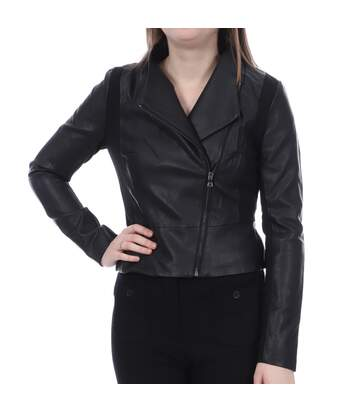 Veste Similicuir Noir Femme French Connection