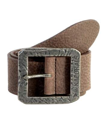 Ceinture Kaporal Used Marron