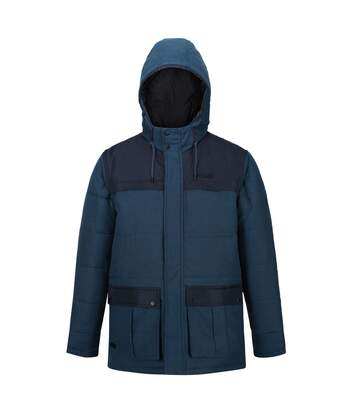 Regatta Mens Arnau Insulated Jacket (Blue Wing/Navy) - UTRG4437