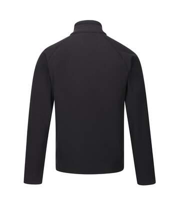 Regatta Great Outdoors Mens Kenger Half Zip Honeycomb Fleece (True Red) - UTRG2836