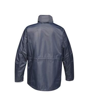 Regatta Mens Benson III 3-in-1 Breathable Jacket (Navy/Navy) - UTPC3307