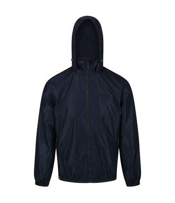 Regatta Mens Ladomir Lightweight Waterproof Jacket (Navy) - UTRG4962