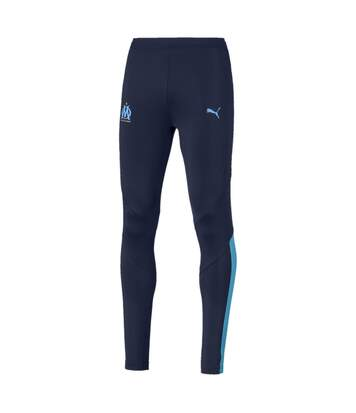 OM Jogging bleu femme Puma Training Pants