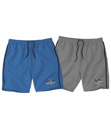 2er-Pack Shorts Pacific Coast