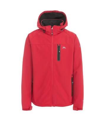 Trespass Mens Accelerator II Waterproof Softshell Jacket (Red) - UTTP3263