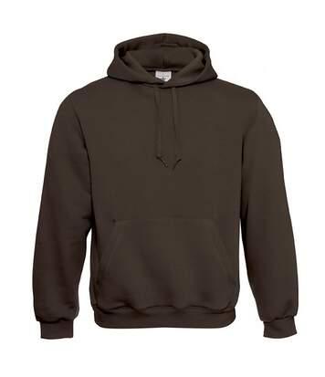 B&C Mens Hooded Sweatshirt / Hoodie (Millennial Khaki) - UTBC127