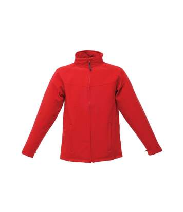 Regatta Professional Mens Uproar Softshell Wind Resistant Fleece Jacket (Navy/Navy) - UTBC811