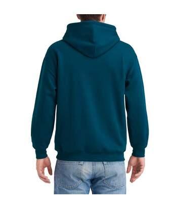 Gildan - Sweatshirt À Capuche - Unisexe (Sarcelle foncé) - UTBC468