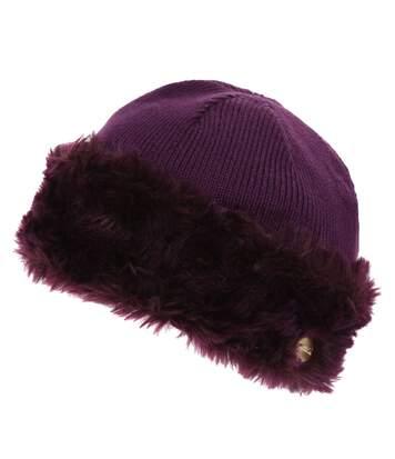 Regatta - Bonnet Luz - Femme (Violet) - UTRG3845