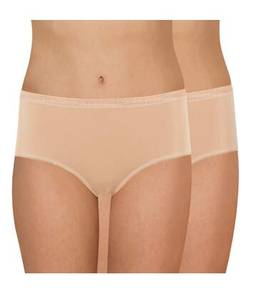 Lot de 2 boxers femme Duo Essentiel Secret by