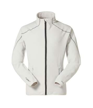 Musto Mens Essential Evo Full Zip Fleece Jacket (Platinum) - UTRW4942