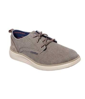 Skechers - Chaussures Status - Homme (Gris) - UTFS6357