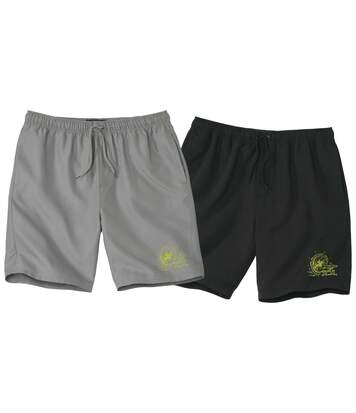Lot de 2 Shorts Beach Sport