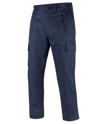 Pantalon de travail Soudeur EN 11611, EN 11612 Würth MODYF Marine